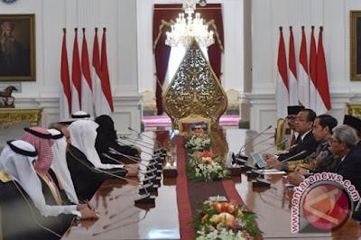 Investasi 300 Trilyun, Kunjungan Raja Saudi Dinilai Kuatkan Hubungan Bilateral