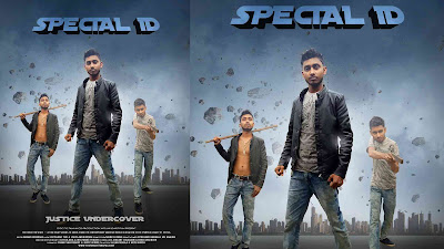 Special ID Action Poster Design