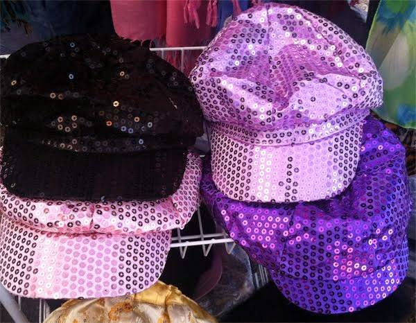 Some Sparkly Hats...