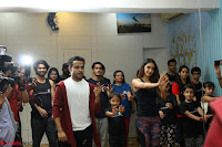 Kiara Advani Black Tank Top Tight leggings Tu Cheez Badi Hai Mast Mast~  Exclusive 26.JPG