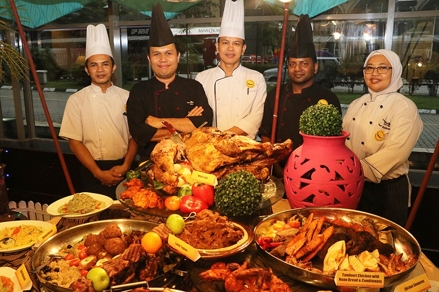 Buffet Ramadhan Hotel BlueWave Shah Alam Shah Alam