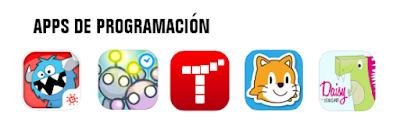 Mejores aplicaciones de programación para niños 2016