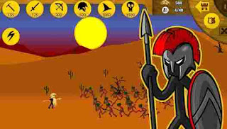 stick war Game Kerajaan offline terbaik