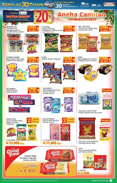 Katalog Promo Indomaret Super Hemat Terbaru 19 Desember Sampai 25 desember 2018