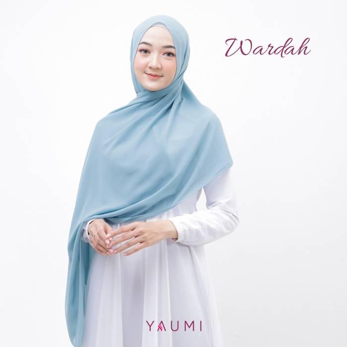 Yaumi Hijab Pashmina Wardah