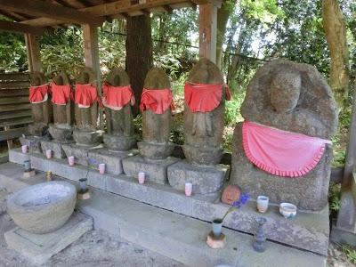 杉本寺六地蔵