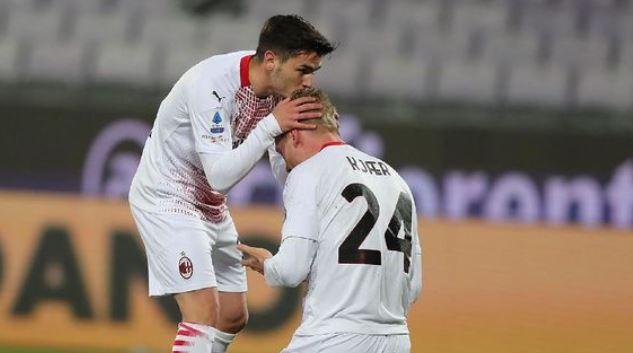 Highlights Liga Italia: AC Milan Taklukkan Fiorentina 3-2