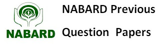 NABARD Assistant Manger Previous Question Papers PDF