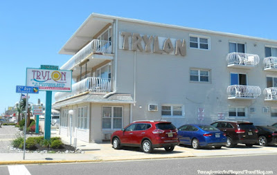 Trylon Motel in Wildwood New Jersey