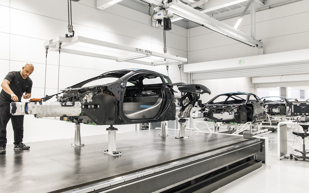 McLaren appeals to tailors, dressmakers & boat builders in recruitment for high-tech facility