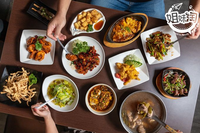 在地人不想告訴觀光客的老店美食,征服台南人味蕾近20年-台南大歡喜小炒碳烤
