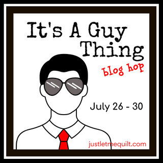 It's a Guy Thing Blog Hop