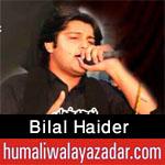 http://www.humaliwalayazadar.com/2014/10/bilal-haider-nohay-2011-to-2015.html