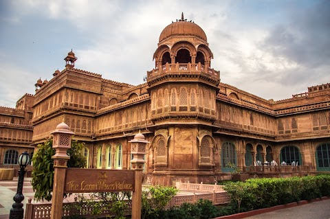 A Tryst with Royalty - Bikaner & Jaisalmer - Day 2 - Laxmi Niwas Palace