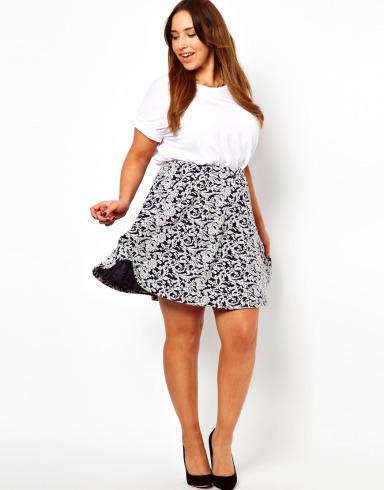 d0727e26f MODA Y ESTILO: Moda | Catalogo de ropa para gorditas Asos primavera ...