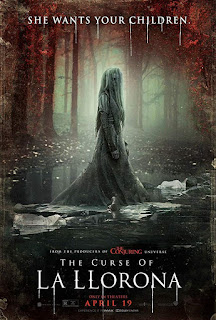 The Curse of La Llorona (2019) Hindi Dual Audio HDCAM | 720p | 480p