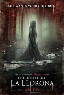 The Curse of La Llorona (2019) Hindi Dual Audio HDCAM | 720p | 480p