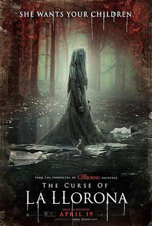 Poster Of The Curse of La Llorona 2019 In Hindi Bluray 720P Free Download