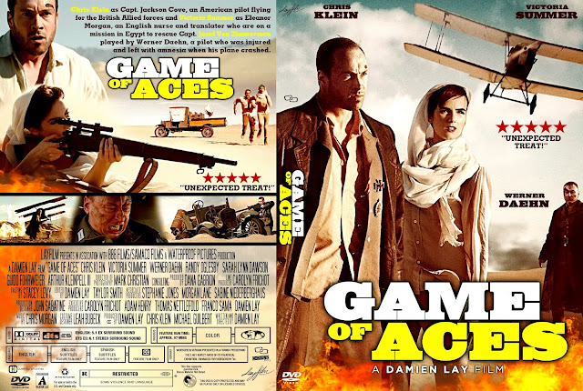 Game of Aces DVD Cover