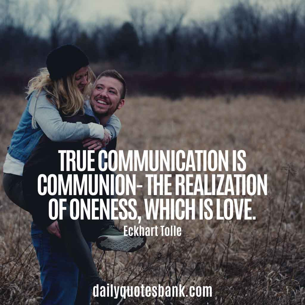 Eckhart Tolle Quotes On Love Relationships,
