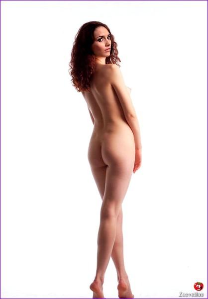 Юлия Зимина голая попка