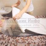 Методи лікування гряззю
