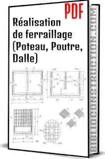 Réalisation de ferraillage(Poteau, Poutre, Dalle) pdf