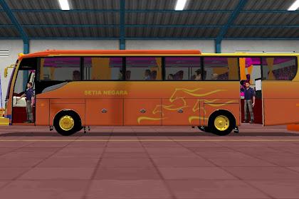 Mod Bussid Bus Bumel Maxi - Setia Negara7