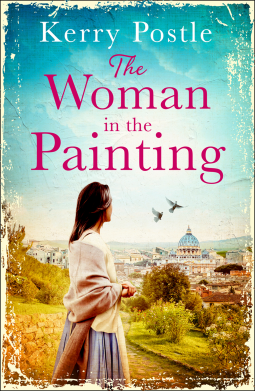ARC Review: The Woman In the Painting by Kerry Postle