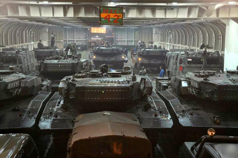 MBT Leopard RI