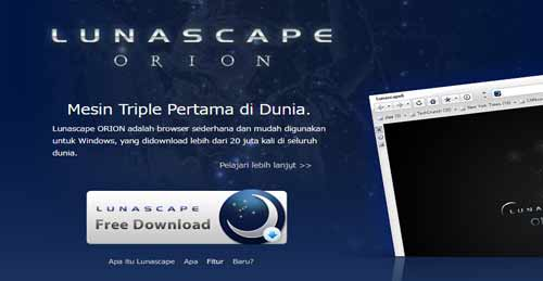 Lunascape-Browser