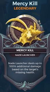 mercy kill paladins