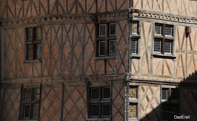 Maison du 15éme siècle, Auch