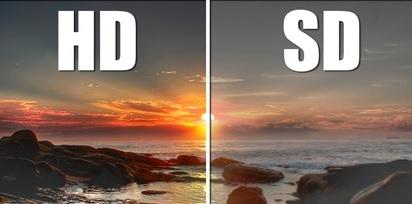 Perbedaan Kualitas Video SD dan HD