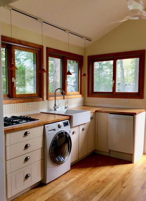 cottage kitchen before