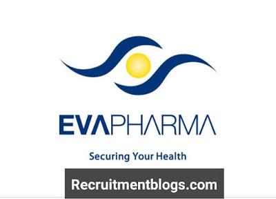 Regulatory Affairs Specialist At Eva pharma | 0-3years experience| Pharmacy Vacancy