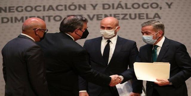 EL DIÁLOGO EN MÉXICO SE APLAZA HASTA EL #3SEP ENTRE OPTIMISMO E IMPACIENCIA