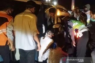 Ayo Mengaku, Siapa Tabrak Mobil Hanafi bin Amien Rais? Kecelakaan Atau Sengaja?