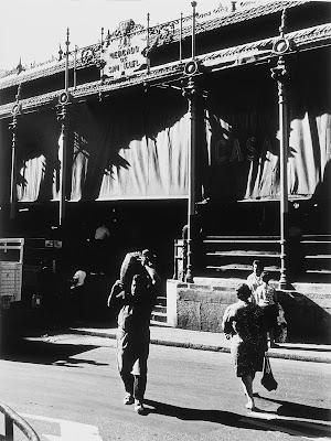 El Mercado de San Miguel en 1967