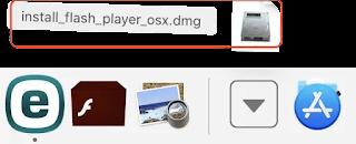dmgファイルの展開