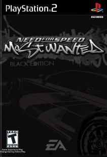 Need For Speed Most Wanted Black Edition PT-BR PS2 Torrent