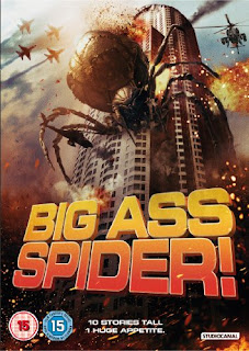 Big Ass Spider! 2013