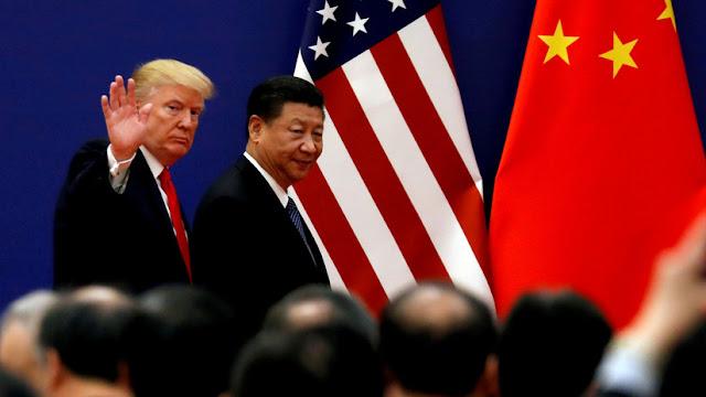 """Trump: China comprará """"grandes cantidades"""" de productos agrícolas de EE.UU."""