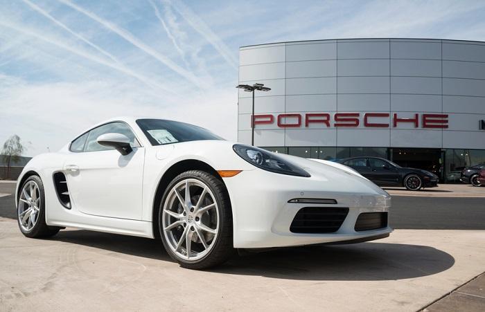 Porsche Factory in Malaysia Kedah