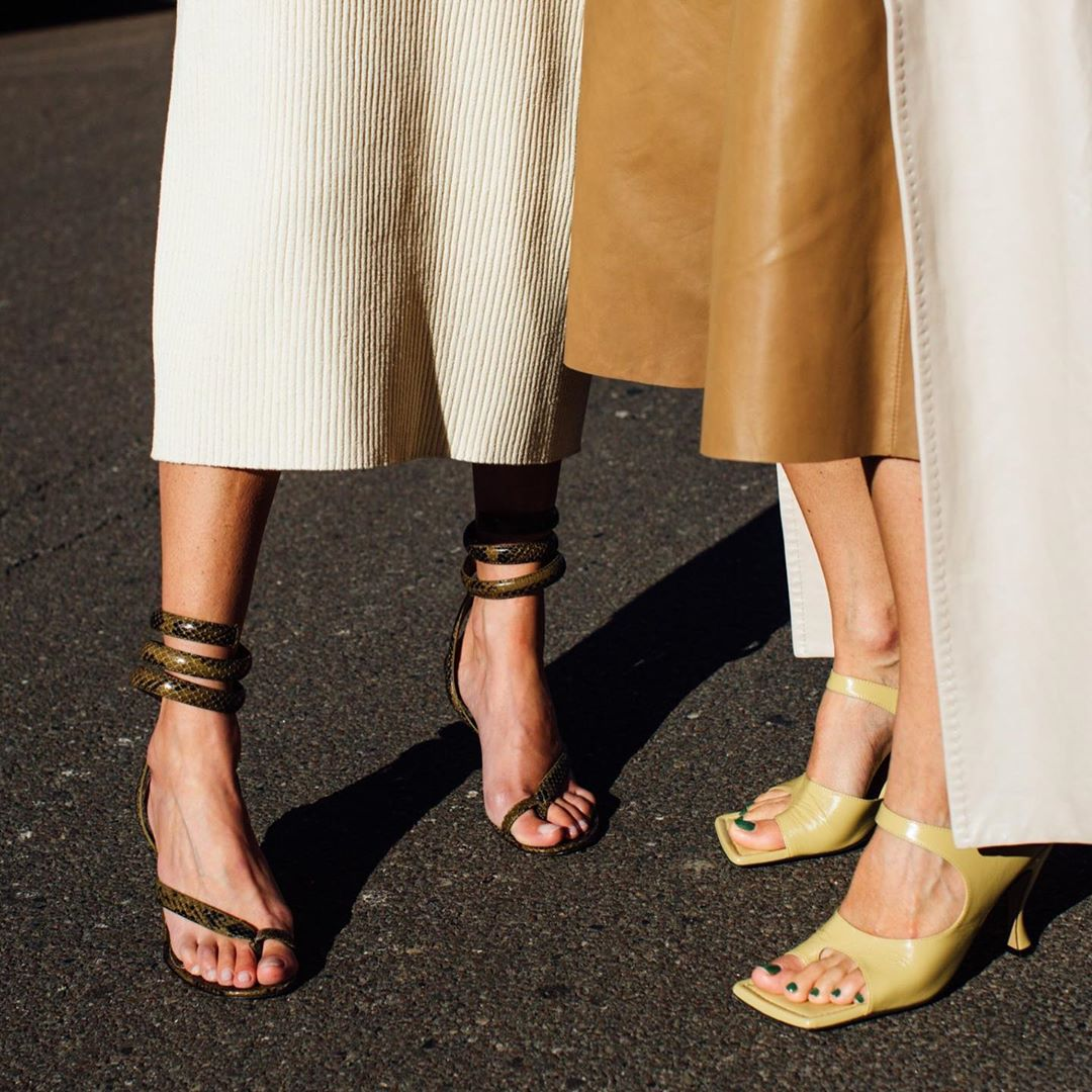 17 Pairs of Heeled Sandals to Shop Now