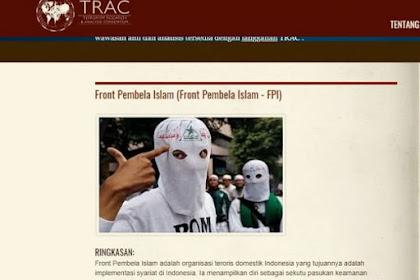 Abu Janda Tuding FPI Teroris Pakai Data TRAC, Munarman: Itu Laman Intelijen Zionis