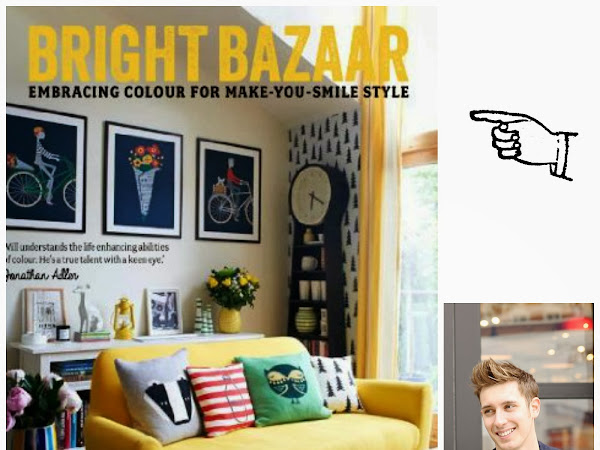 Celebrity In Creativity: Will Taylor from Bright Bazaar