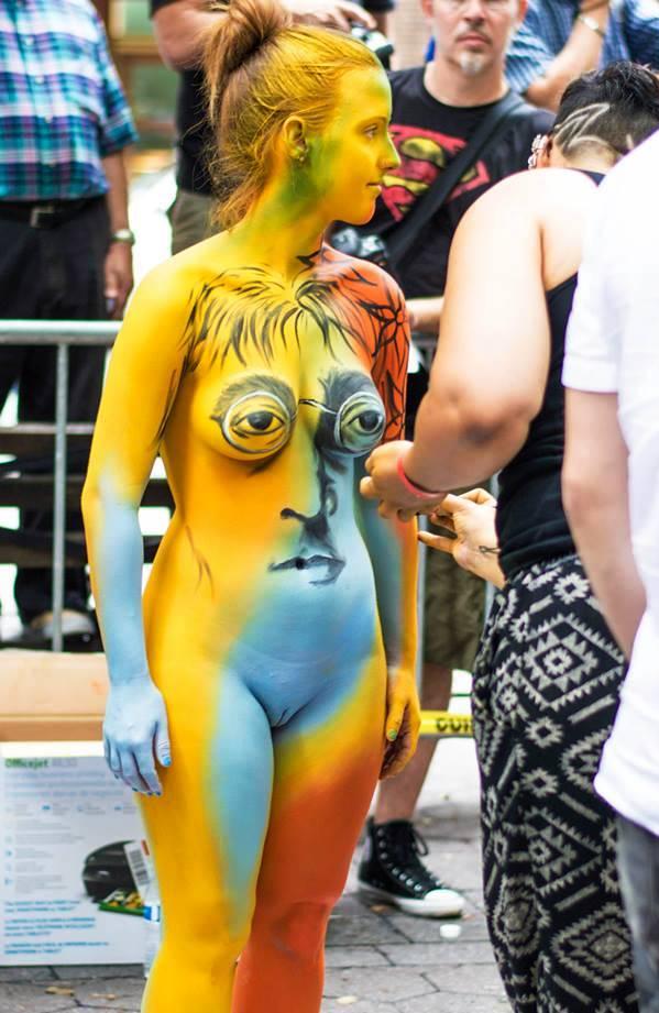 Teen Art Show Artists July 98