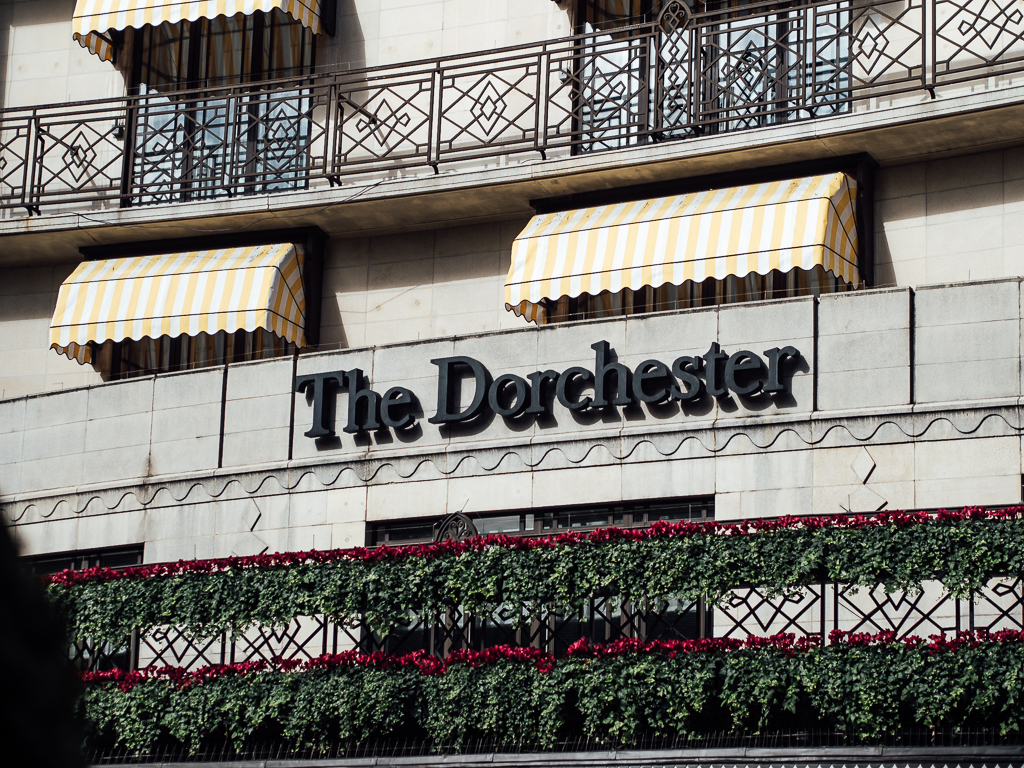 Beauty - Spa Day at The Dorchester