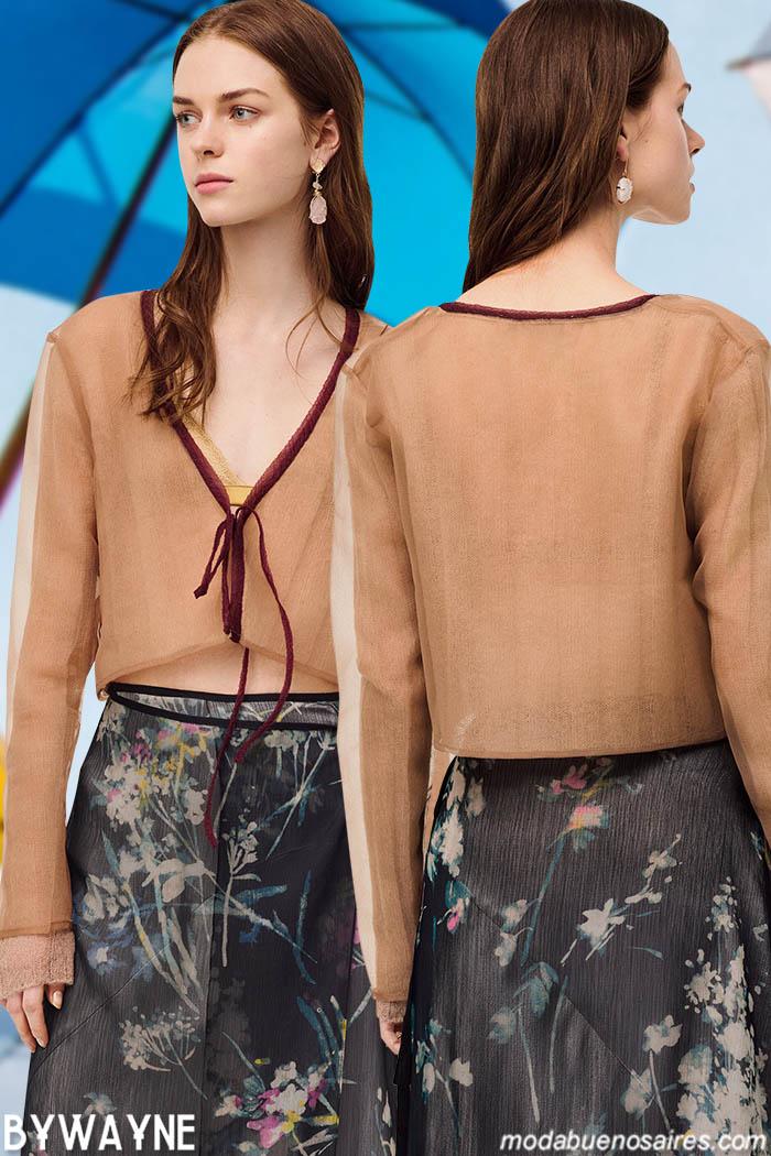 faldas verano 2021 moda mujer